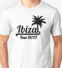 Ibiza Tour 2017 T-Shirt