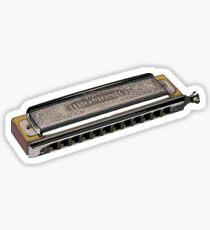 Harmonica Harmonica Sticker