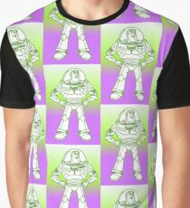 Buzz Lightyear Funky Desing  Graphic T-Shirt