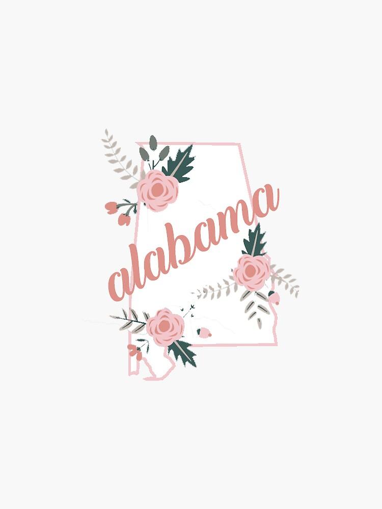 Alabama-Blumen-Zustand von baileymincer