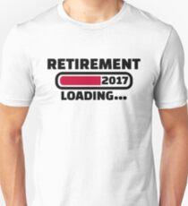 Retirement 2017 Unisex T-Shirt
