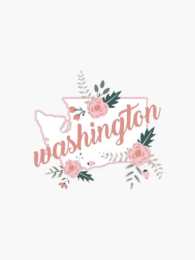 Washington Blumen von baileymincer