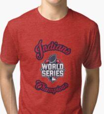 Cleveland Indians World Series Champs 2016 Tri-blend T-Shirt