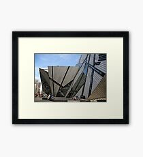 Shapes and Patterns! Framed Print