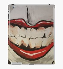 All it takes is one bad day iPad Case/Skin