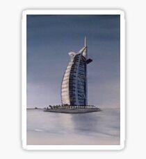 Burj Al Arab Sticker