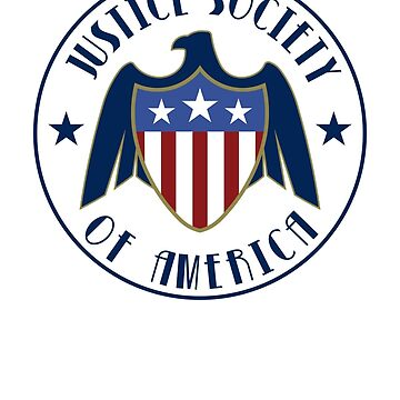 justice society of america by fenixlaw