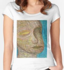 Tranquil Women's Fitted Scoop T-Shirt