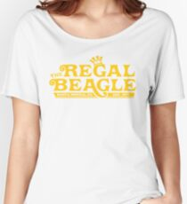 The Regal Beagle - Three's Company T-Shirt Women's Relaxed Fit T-Shirt