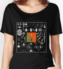 Bon Iver - 22, A Million Women's Relaxed Fit T-Shirt