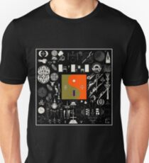 Bon Iver - 22, A Million Unisex T-Shirt