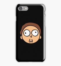 Dumb Morty iPhone Case/Skin