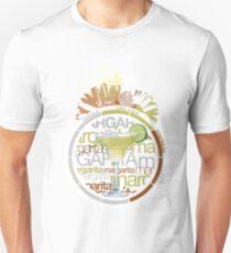 Margarita recipe Unisex T-Shirt