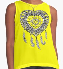 Dream From The Heart Contrast Tank