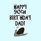 Happy 90th Birthday Dad! by funkyworm
