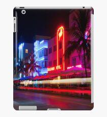 Miami Nights iPad Case/Skin