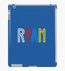 Ryan - Your Personalised Products iPad Case/Skin