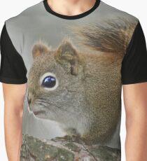 Intruder Alert! Graphic T-Shirt