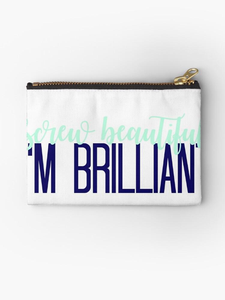 «Mint Screw Beautiful, Im Brilliant» de annmariestowe