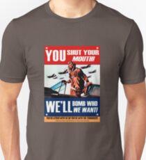 Fake propaganda Unisex T-Shirt