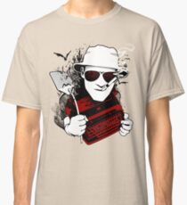 We Can't Stop Here - Homage to Hunter Thompson Classic T-Shirt