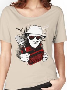 We Can't Stop Here - Homage to Hunter Thompson Women's Relaxed Fit T-Shirt