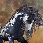 Storm .. Wild Stallion by LoneAngel
