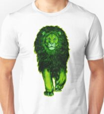 The Green Lion by Cheerful Madness!! Unisex T-Shirt