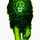 The Green Lion by Cheerful Madness!! by cheerfulmadness