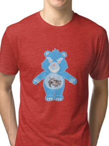WereBear Blues Tri-blend T-Shirt