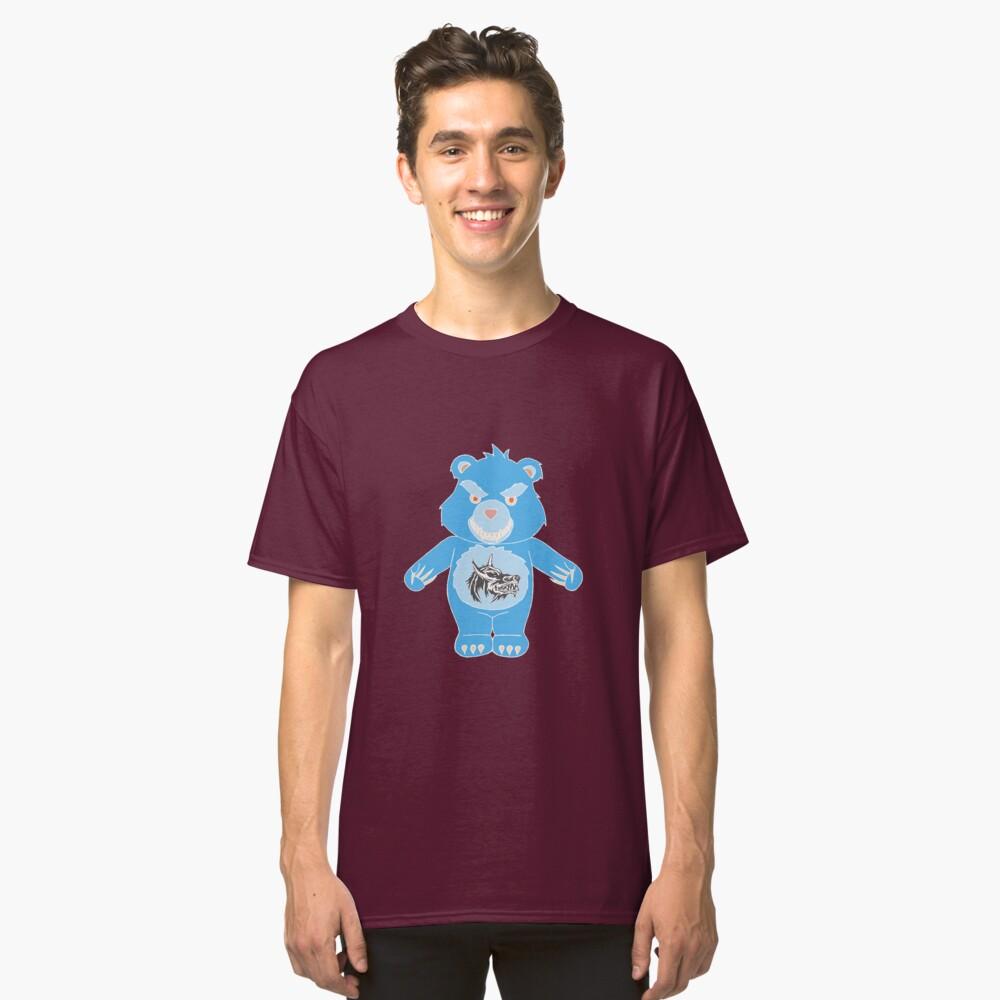 WereBear Blues Classic T-Shirt Front