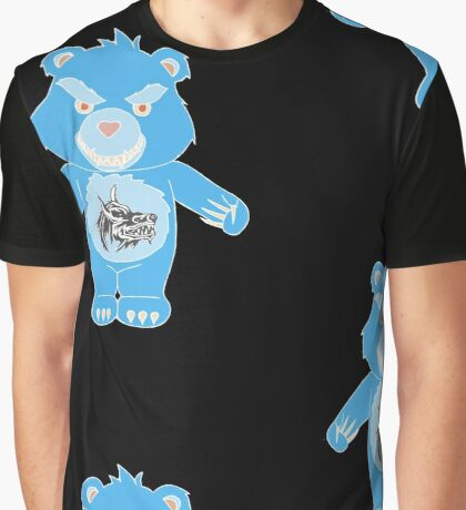 WereBear Blues Graphic T-Shirt