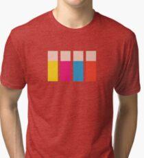 Sgt. Pixel Tri-blend T-Shirt