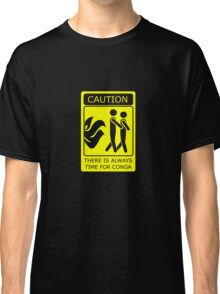 Conga Time Classic T-Shirt