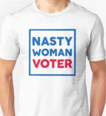Nasty Woman Voter Unisex T-Shirt