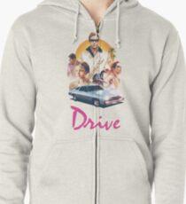 Drive Zipped Hoodie