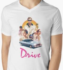 Drive Men's V-Neck T-Shirt