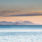 Good morning Arran, Ayrshire, Scotland by Cliff Williams
