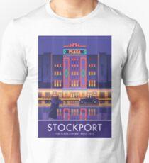 Stockport, Plaza Cinema Unisex T-Shirt