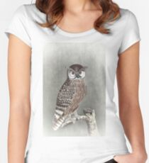 Twit??? Women's Fitted Scoop T-Shirt
