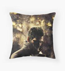 Deus Ex - Adam Jensen Throw Pillow