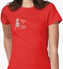 Rhea - Different is Beautiful Women's Fitted T-Shirt