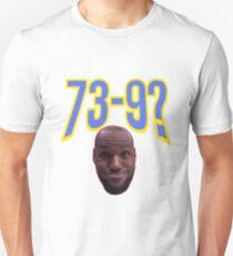 Lebron James Funny Face T-Shirt