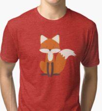 Foxy Friend Tri-blend T-Shirt