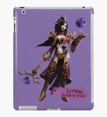 Rebellius Wizard iPad Case/Skin