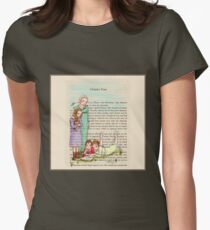 Sense and Sensibility - The Dashwood Ladies Women's Fitted T-Shirt