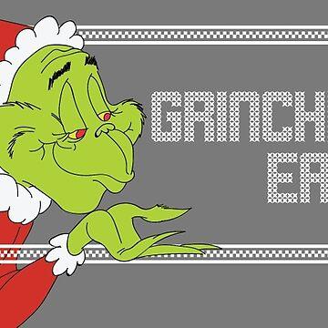 Grinchin' Ain't Easy by Bro-Sis