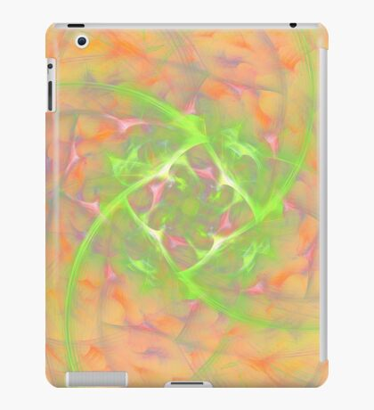 At the beginning of the rotation #fractal art 2 iPad Case/Skin