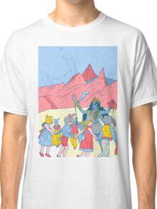 Kali dance  Classic T-Shirt