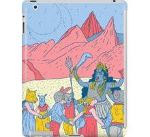 Kali dance  iPad Case/Skin